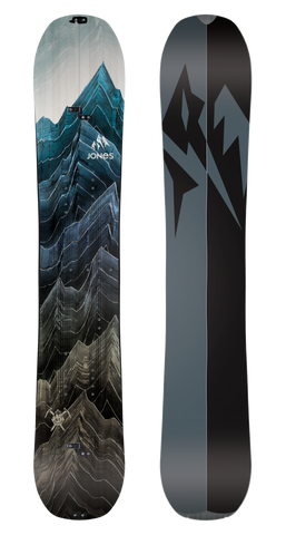 Jones Men's Solution Splitboard 2018/2019