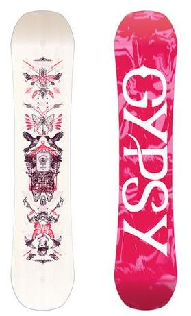 Salomon Gypsy Grom Youth Snowboard 2018/2019