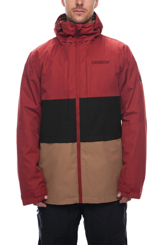 686 Smarty 3-In-1 Form Jacket Rusty Red 2018/2019