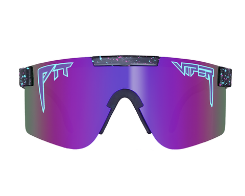 Pit Viper The Night Fall Polarized Purple Revo Mirror