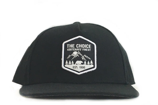 The Choice Shop Hat Kootenays' Finest