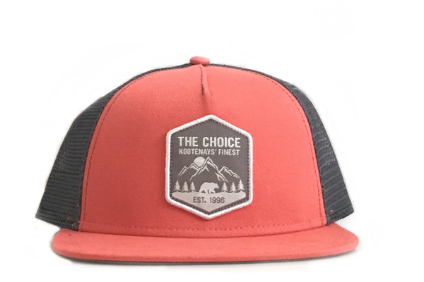 The Choice Kootenays' Finest Hat Coral