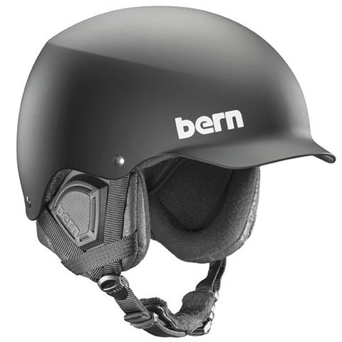 Bern Baker OT Wireless Helmet Black 2016/2017