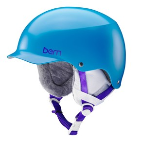 Bern Muse Satin Blue Helmet 2016/2017