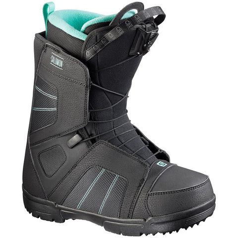 Salomon Scarlet Black 2017/2018
