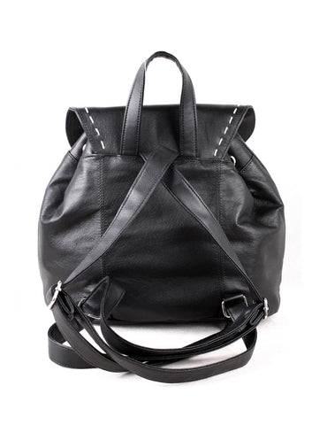 Chloe Women's Leather Backpack