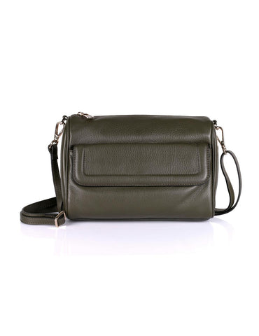 Irene Women's Prestige Leather Crossbody Bag II