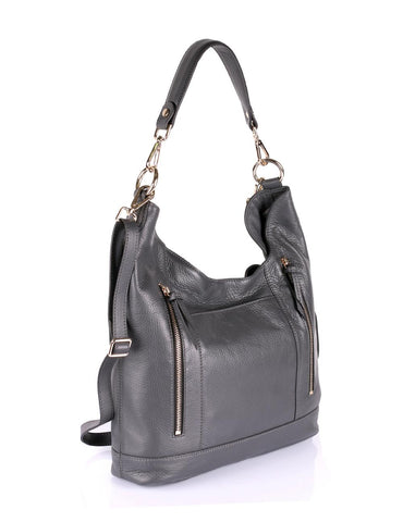 Irene Women's Prestige Leather Hobo Bag