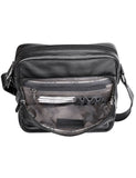 Roger RFID Blocking Leather Crossbody Bag