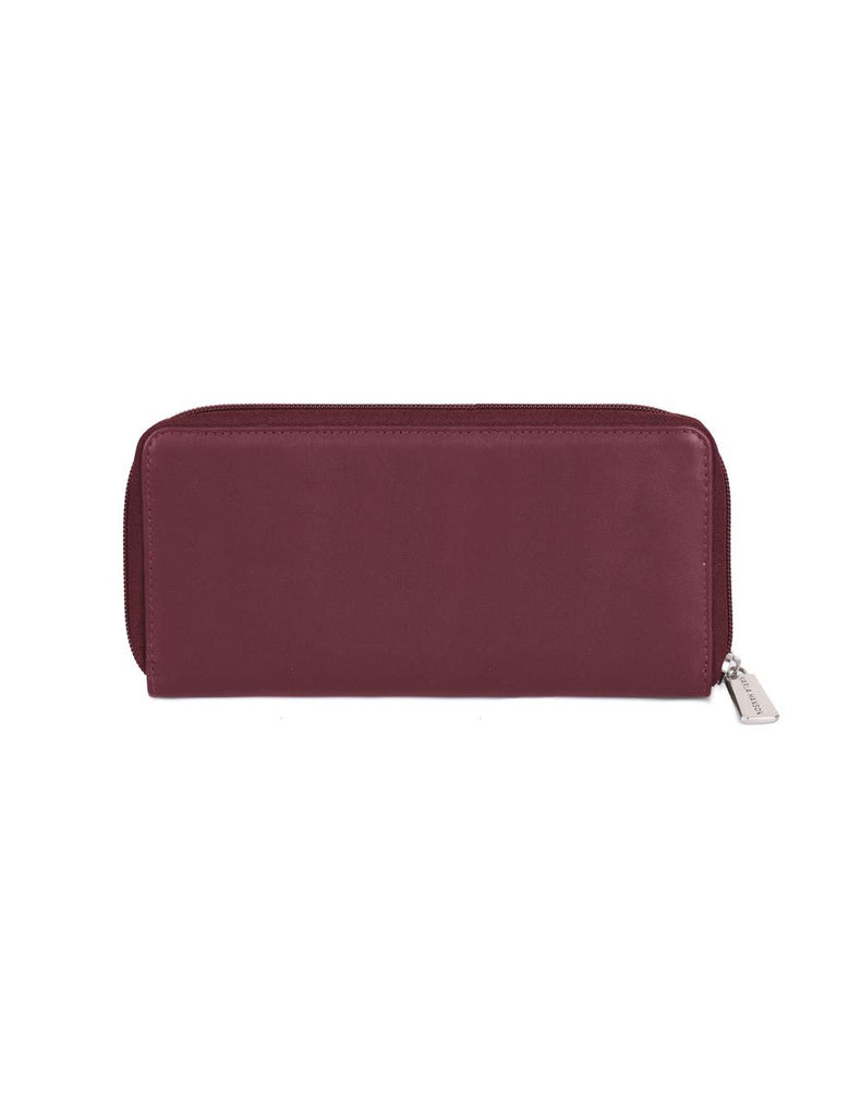 Women's RFID Leather Continental Wallet