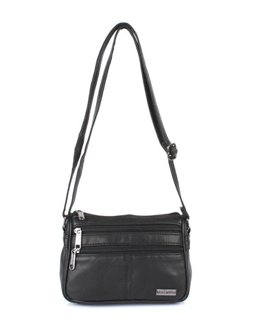 Jamie Women's Genuine Leather Travel Crossbody Bag