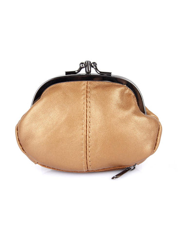 Jamie Women's Genuine Leather Retro Coin Purse
