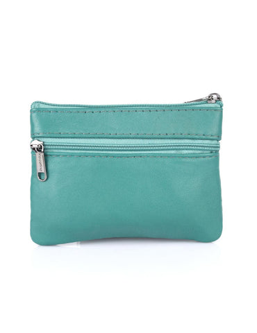 Jamie Genuine Leather Coin Purse Wallet