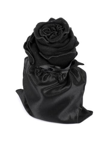 Pack n Fold Women's Portable Shawl Black