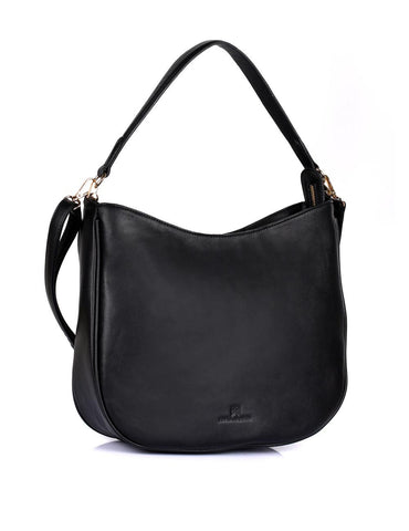 Isabella Women's Hobo Bag Black