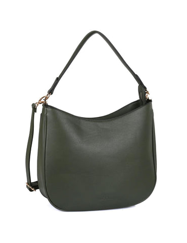 Isabella Women's Hobo Bag Olive