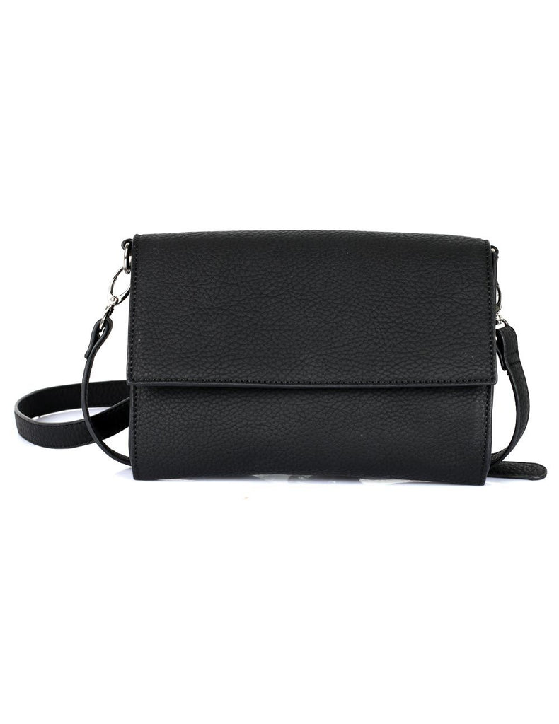 Madison Women's Compact Crossbody Bag Black