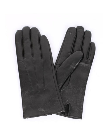 Women's Deluxe Leather Touch Screen Gloves