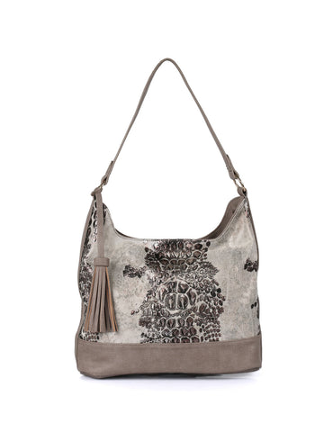 Eva Women's Hobo Bag Beige