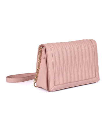 Claire Women's Crossbody Bag Pink