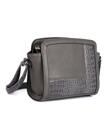Elsie Women's Crossbody Bag Grey