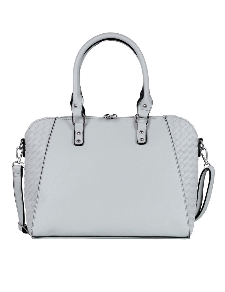 Tanya RFID Blocking Women's Satchel Grey