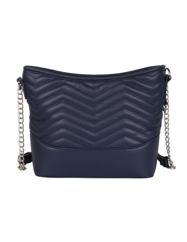 Sabrina RFID Blocking Women's Crossbody Bag Navy