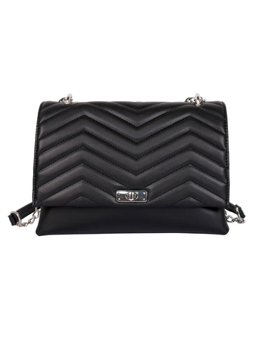 Sabrina RFID Blocking Women's Clutch Bag Black