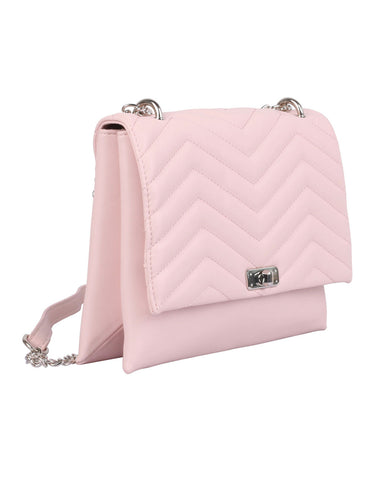 Sabrina RFID Blocking Women's Clutch Bag Pink
