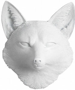 Fox Head Wall Mount