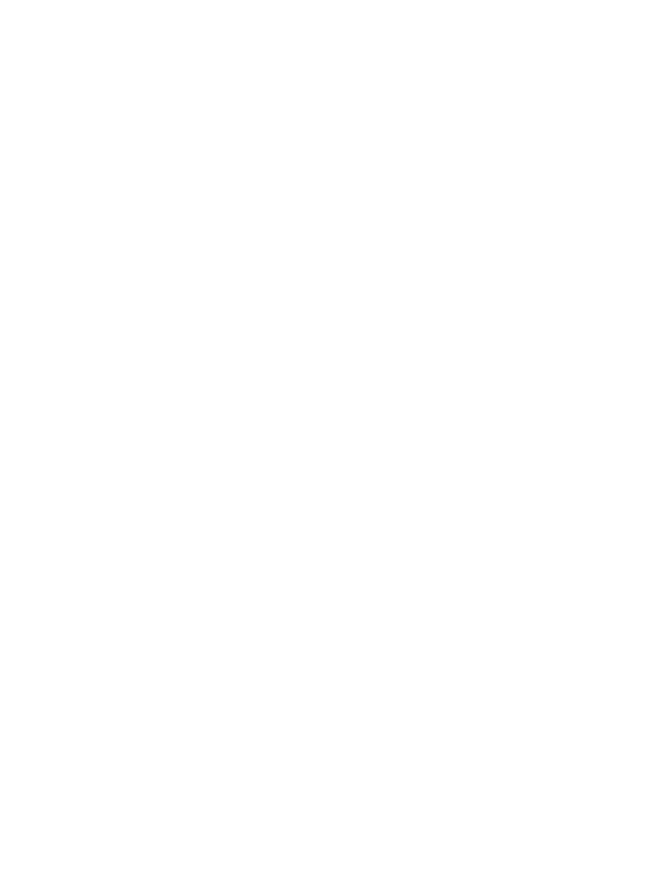 Inserting antlers into deer head, front view
