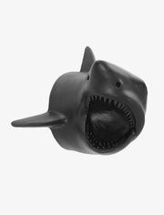 The Lewie in Black | Faux Taxidermy Shark Head
