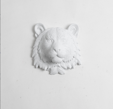 SALE - Collection of Mini Tiger Heads - While Supplies Last - Price Per Tiger - Ready to Ship