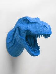 Trex Dinosaur Trophy Form in Blue