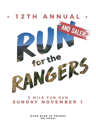 RUN FOR THE RANGERS 2020!