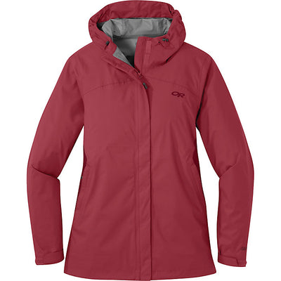 Outdoor Research Women's Apollo Stretch Rain Jacket