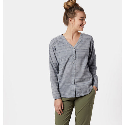 Mountain Hardwear Women's Palisade Long Sleeve Shirt