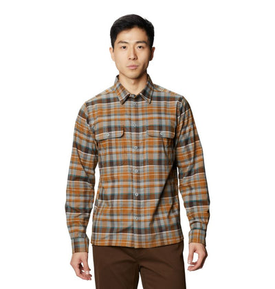 Mountain Hardwear Men's Voyager One Long Sleeve Shirt