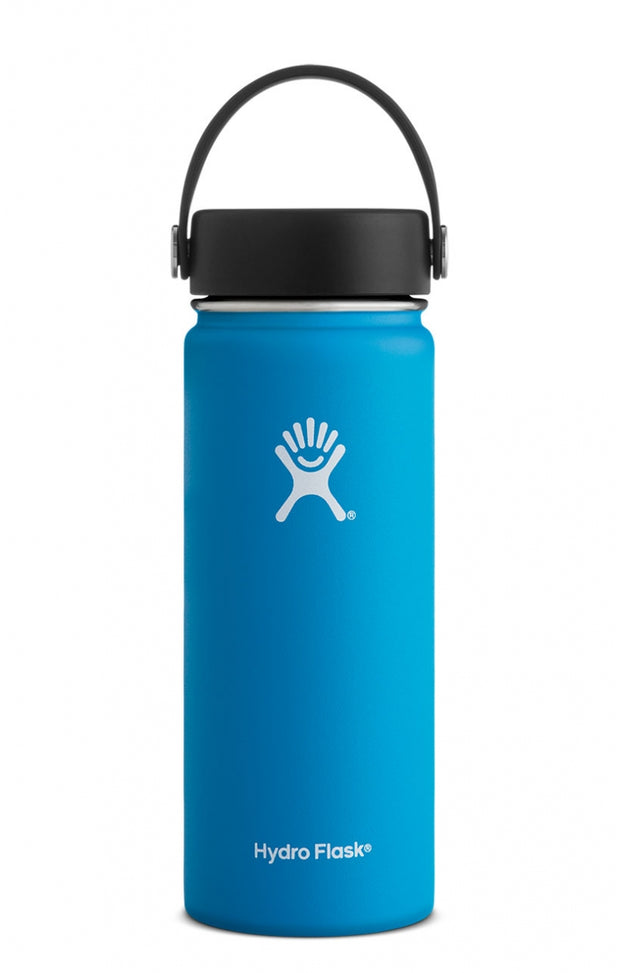 Hydro Flask Wide Mouth 18oz Bottle