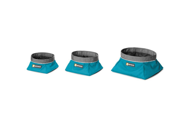 "Ruffwear ""Quencher"" Waterproof Bowl"