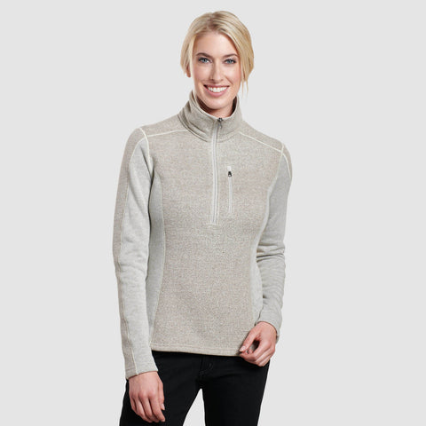 Kuhl Women's Revive Half-Zip Fleece