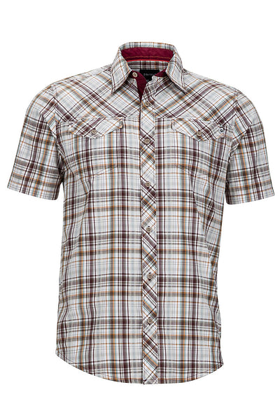 Marmot Men's Riggs Short-Sleeved Shirt