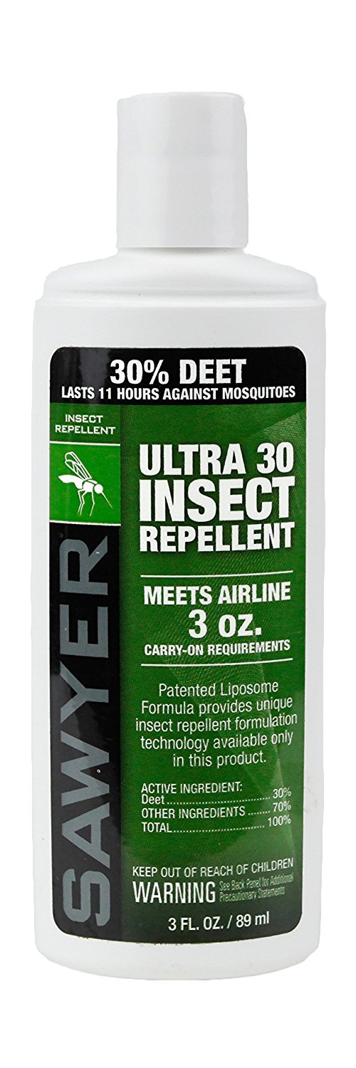 Sawyer Ultra 30 Insect Repellent Lotion - 3oz
