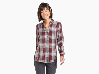 Kuhl Women's Adelaide Long Sleeve Shirt