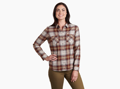 Kuhl Women's Tess Flannel