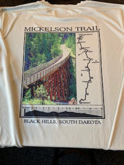 Granite Sports Men's Long-Sleeved Mickelson Trail Tech Tee