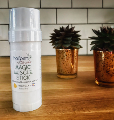 Halfpint Naturals Magic Muscle Stick
