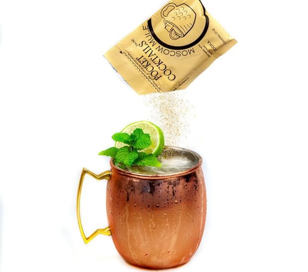 BarCountry Pocket Cocktails - Elderflower Moscow Mule
