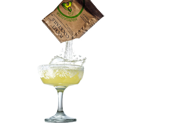 BarCountry Pocket Cocktails - Coconut-Lime Margarita