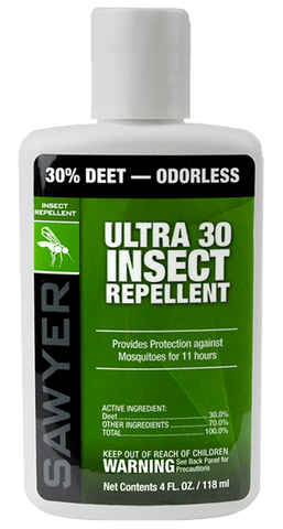 Sawyer Ultra 30 Insect Repellent Lotion - 4oz